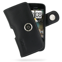10% OFF + FREE SHIPPING, Buy Best PDair Top Quality Handmade Protective Verizon HTC Droid Eris Leather Holster Case (Black). Pouch Sleeve Holster Wallet You also can go to the customizer to create your own stylish leather case if looking for additional co