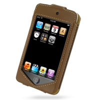 10% OFF + FREE SHIPPING, Buy Best PDair Quality Handmade Protective iPod Touch 2nd Genuine Leather Sleeve Case (Brown) online. Pouch Sleeve Holster Wallet You also can go to the customizer to create your own stylish leather case if looking for additional