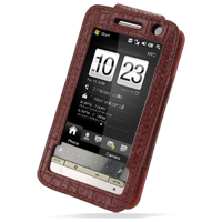 10% OFF + FREE SHIPPING, Buy PDair Top Quality Handmade Protective HTC Touch Diamond 2 Leather Sleeve Case (Red Croc Pattern). Pouch Sleeve Holster Wallet You also can go to the customizer to create your own stylish leather case if looking for additional
