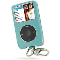 10% OFF + FREE SHIPPING, Buy PDair Quality Handmade Protective iPod Classic 160GB Genuine Leather Sleeve Case with Clip (Aqua) online. You also can go to the customizer to create your own stylish leather case if looking for additional colors, patterns and