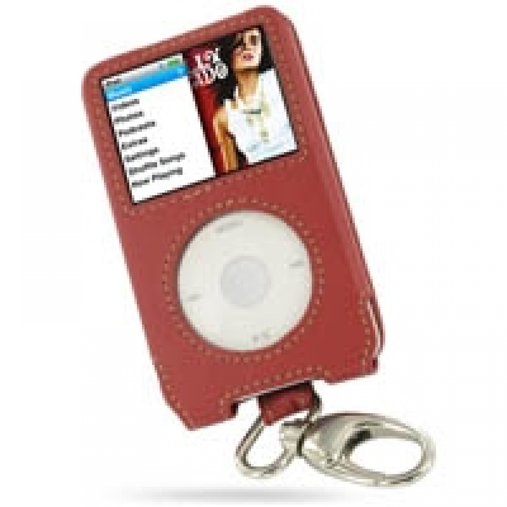 10% OFF + FREE SHIPPING, Buy Best PDair Quality Handmade Protective iPod Classic 80GB Genuine Leather Sleeve Case with Clip (Red) You also can go to the customizer to create your own stylish leather case if looking for additional colors, patterns and type