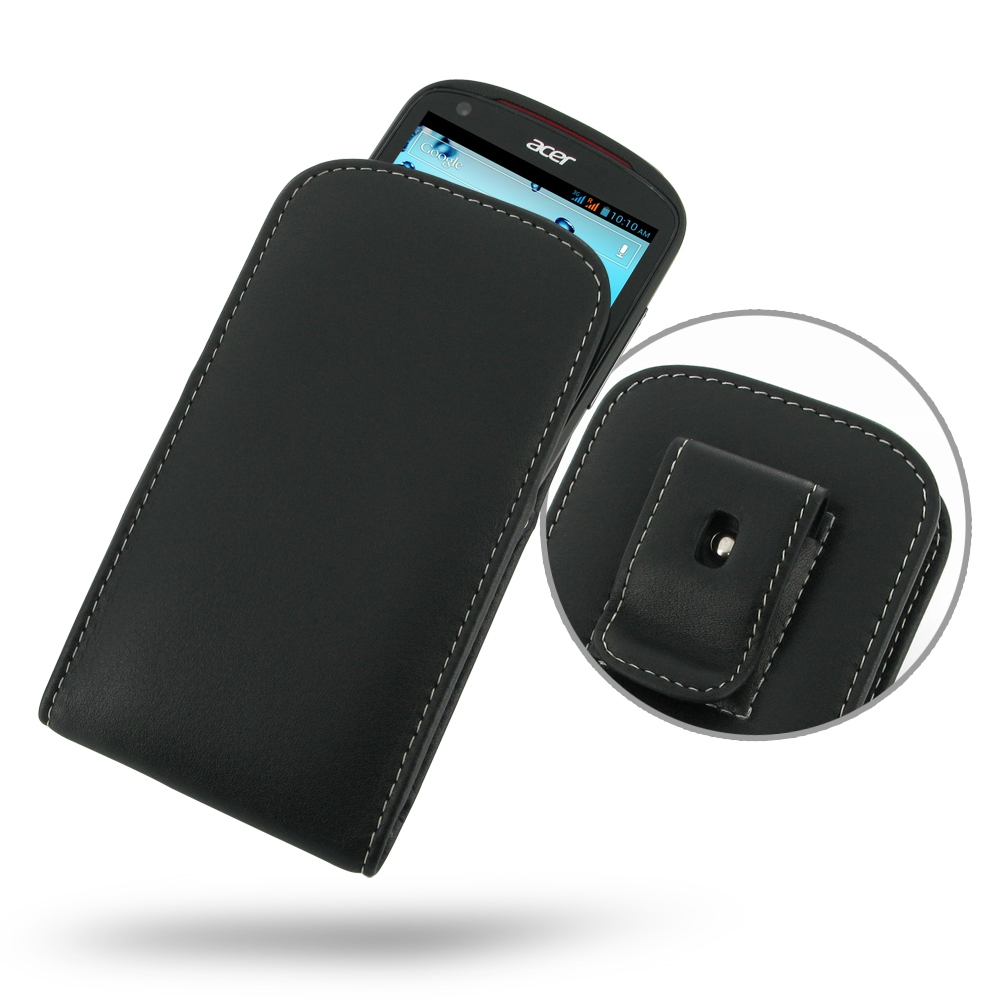 10% OFF + FREE SHIPPING, Buy Best PDair Quality Handmade Protective Acer Liquid E1 Leather Pouch Case with Belt Clip online. You also can go to the customizer to create your own stylish leather case if looking for additional colors, patterns and types.