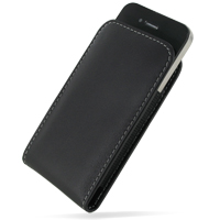 Leather Vertical Pouch Belt Clip Case for Apple iPhone 4 | iPhone 4s