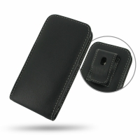 Leather Vertical Pouch Belt Clip Case for Apple iPhone 5c
