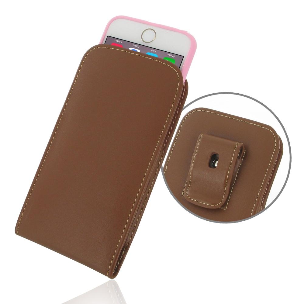 Iphone S Leather Belt Case