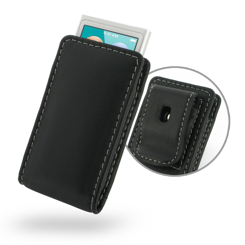10% OFF + FREE SHIPPING, Buy Best PDair Quality Handmade Protective iPod nano 8th / nano 7th Leather Pouch Case with Belt Clip. You also can go to the customizer to create your own stylish leather case if looking for additional colors, patterns and types.