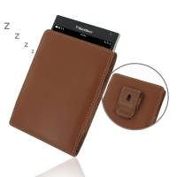 10% OFF + FREE SHIPPING, Buy PDair Quality Handmade Protective BlackBerry Passport Leather Pouch Case with Belt Clip (Brown). You also can go to the customizer to create your own stylish leather case if looking for additional colors, patterns and types.
