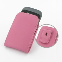 10% OFF + FREE SHIPPING, Buy Best PDair Quality Handmade Protective BlackBerry Style 9670 Pouch Case with Belt Clip (Petal Pink). You also can go to the customizer to create your own stylish leather case if looking for additional colors, patterns and type