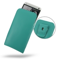 10% OFF + FREE SHIPPING, Buy Best PDair Top Quality Handmade Protective HTC One Pouch Case with Belt Clip (Aqua) online. You also can go to the customizer to create your own stylish leather case if looking for additional colors, patterns and types.