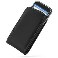 10% OFF + FREE SHIPPING, Buy Best PDair Top Quality Handmade Protective HTC Smart / Rome Pouch Case with Belt Clip (Black). You also can go to the customizer to create your own stylish leather case if looking for additional colors, patterns and types.
