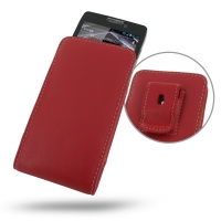 10% OFF + FREE SHIPPING, Buy PDair Top Quality Handmade Protective Motorola Droid Razr HD Pouch Case with Belt Clip (Red) online. You also can go to the customizer to create your own stylish leather case if looking for additional colors, patterns and type