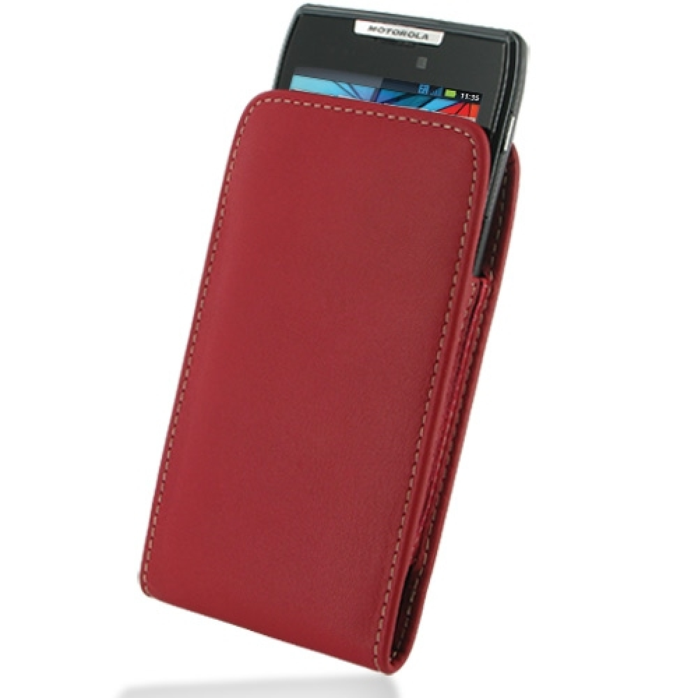10% OFF + FREE SHIPPING, Buy Best PDair Top Quality Handmade Protective Motorola RAZR XT910 Pouch Case with Belt Clip (Red). You also can go to the customizer to create your own stylish leather case if looking for additional colors, patterns and types.