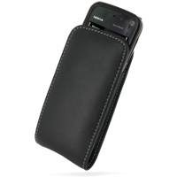 10% OFF + FREE SHIPPING, Buy PDair Top Quality Handmade Protective Nokia 5800 XpressMusic Pouch Case with Belt Clip (Black) online. You also can go to the customizer to create your own stylish leather case if looking for additional colors, patterns and ty