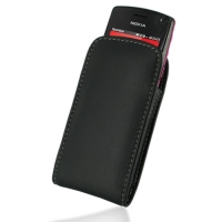 10% OFF + FREE SHIPPING, Buy Best PDair Top Quality Handmade Protective Nokia 600 Pouch Case with Belt Clip (Black) online. You also can go to the customizer to create your own stylish leather case if looking for additional colors, patterns and types.
