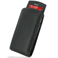 10% OFF + FREE SHIPPING, Buy Best PDair Top Quality Handmade Protective Nokia Asha 303 Pouch Case with Belt Clip (Black) online. You also can go to the customizer to create your own stylish leather case if looking for additional colors, patterns and types
