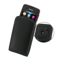 10% OFF + FREE SHIPPING, Buy Best PDair Top Quality Handmade Protective Nokia Asha 311 Pouch Case with Belt Clip online. You also can go to the customizer to create your own stylish leather case if looking for additional colors, patterns and types.