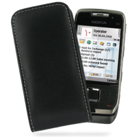 10% OFF + FREE SHIPPING, Buy Best PDair Top Quality Handmade Protective Nokia E66 Pouch Case with Belt Clip (Black) online. You also can go to the customizer to create your own stylish leather case if looking for additional colors, patterns and types.