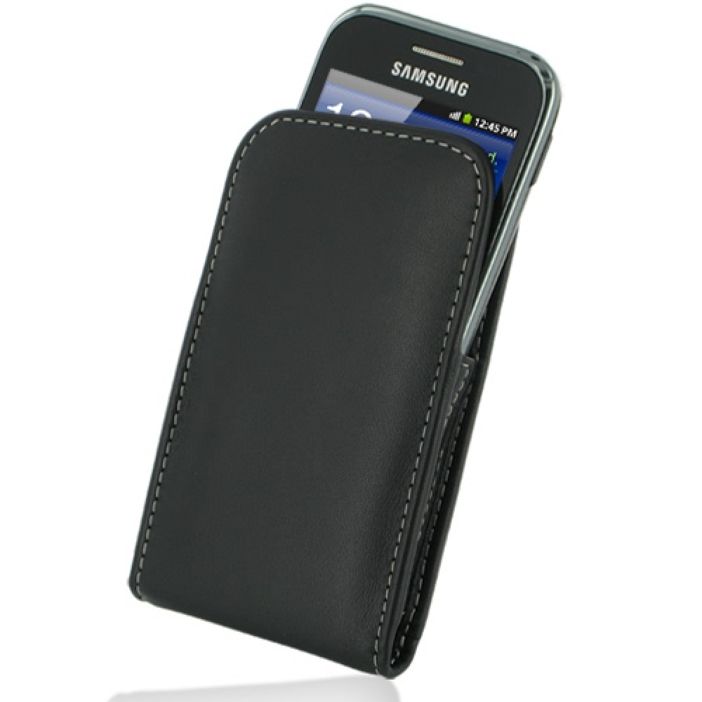 10% OFF + FREE SHIPPING, Buy Best PDair Top Quality Handmade Protective Samsung Galaxy Ace Plus Pouch Case with Belt Clip. You also can go to the customizer to create your own stylish leather case if looking for additional colors, patterns and types.