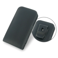 Leather Vertical Pouch Belt Clip Case for Samsung Galaxy Core Plus SM-G3500 / Galaxy Trend 3 SM-G3502