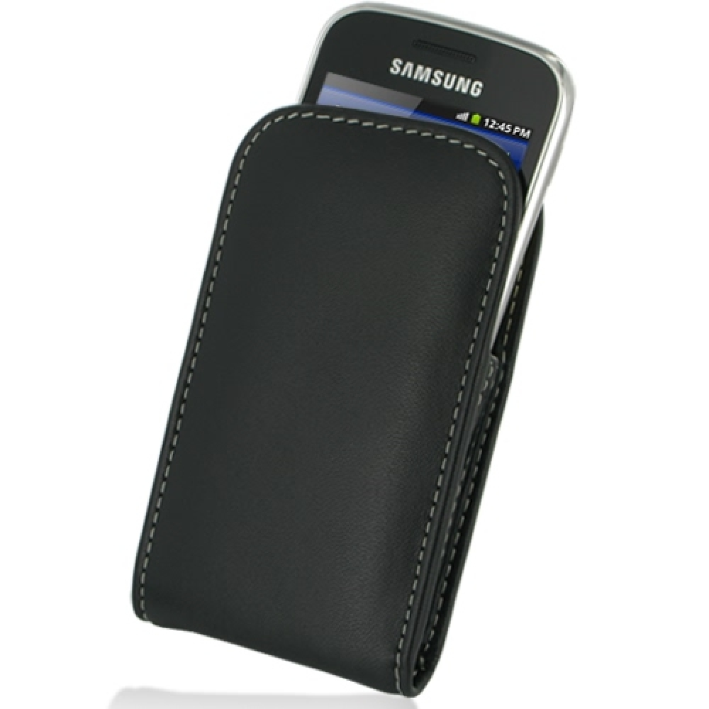 10% OFF + FREE SHIPPING, Buy PDair Top Quality Handmade Protective Samsung Galaxy mini 2 Pouch Case with Belt Clip (Black) online. You also can go to the customizer to create your own stylish leather case if looking for additional colors, patterns and typ