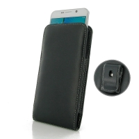 Leather Vertical Pouch Belt Clip Case for Samsung Galaxy Note 5 | Samsung Galaxy Note5