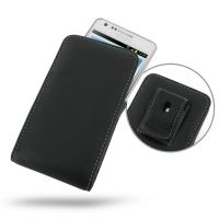 10% OFF + FREE SHIPPING, Buy Best PDair Top Quality Handmade Protective Samsung Galaxy S2 Plus Pouch Case with Belt Clip. You also can go to the customizer to create your own stylish leather case if looking for additional colors, patterns and types.