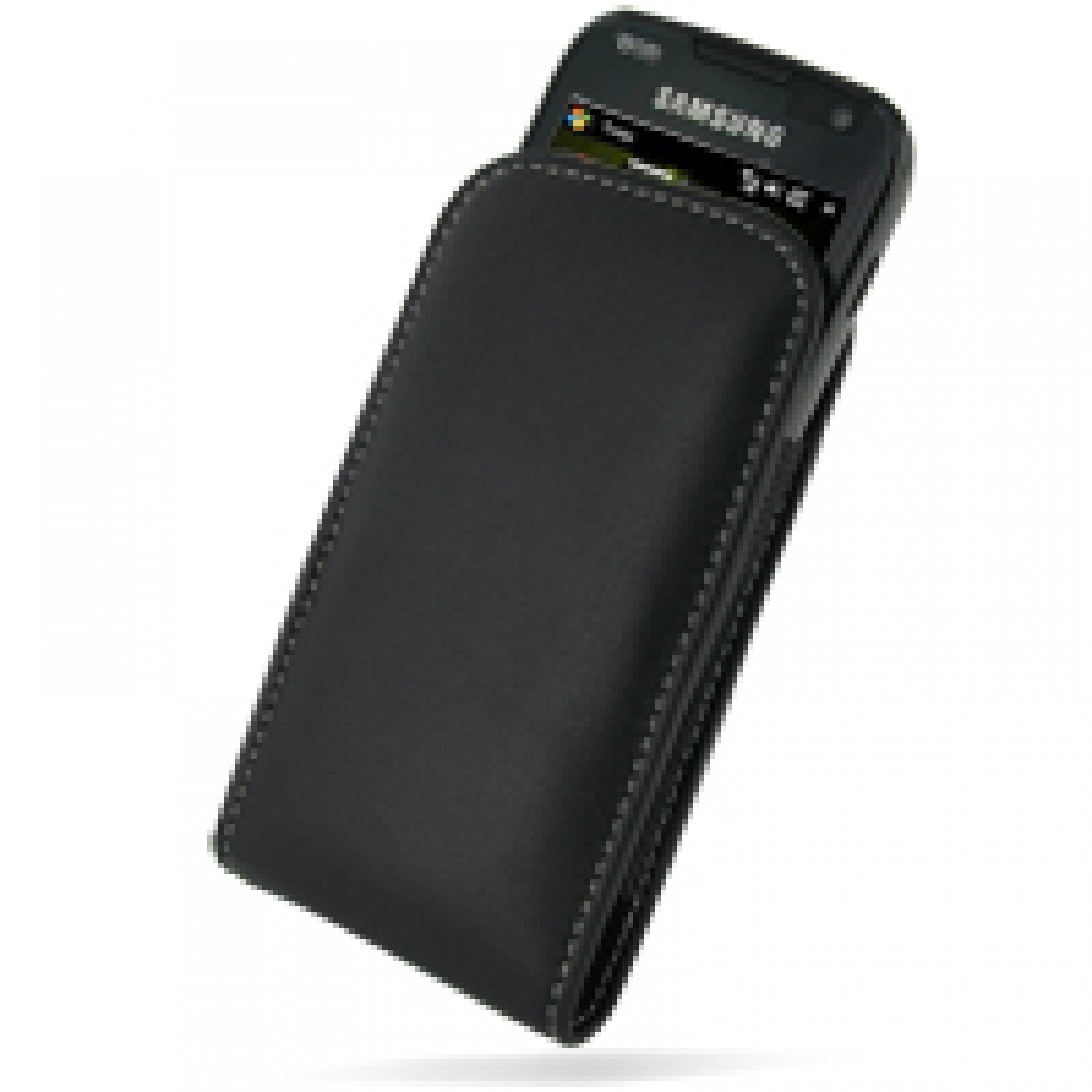 10% OFF + FREE SHIPPING, Buy PDair Top Quality Handmade Protective Samsung i8000 Omnia II Pouch Case with Belt Clip (Black) online. You also can go to the customizer to create your own stylish leather case if looking for additional colors, patterns and ty