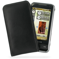 10% OFF + FREE SHIPPING, Buy PDair Top Quality Handmade Protective Samsung Omnia i908 i900 Pouch Case with Belt Clip (Black) online. You also can go to the customizer to create your own stylish leather case if looking for additional colors, patterns and t