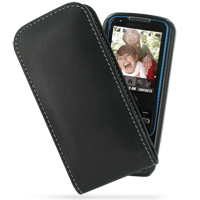 10% OFF + FREE SHIPPING, Buy Best PDair Top Quality Handmade Protective Samsung Rant M540 Pouch Case with Belt Clip (Black). You also can go to the customizer to create your own stylish leather case if looking for additional colors, patterns and types.