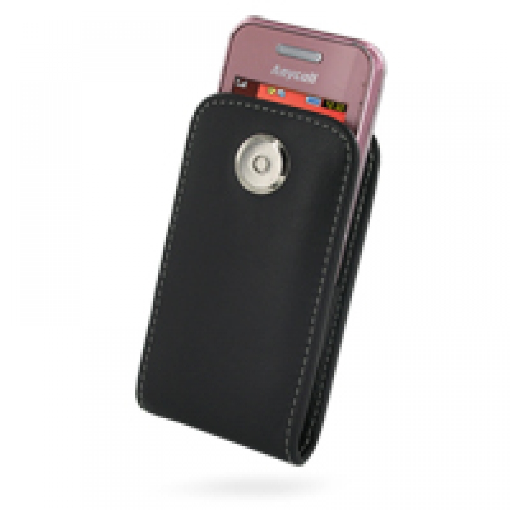 10% OFF + FREE SHIPPING, Buy Best PDair Top Quality Handmade Protective Samsung S5230 Star Pouch Case with Belt Clip (Black). You also can go to the customizer to create your own stylish leather case if looking for additional colors, patterns and types.