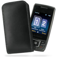 10% OFF + FREE SHIPPING, Buy Best PDair Top Quality Handmade Protective Samsung SGH-D880 Pouch Case with Belt Clip (Black). You also can go to the customizer to create your own stylish leather case if looking for additional colors, patterns and types.