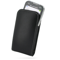 10% OFF + FREE SHIPPING, Buy PDair Top Quality Handmade Protective Sony Ericsson Yari U100 Pouch Case with Belt Clip (Black) online. You also can go to the customizer to create your own stylish leather case if looking for additional colors, patterns and t