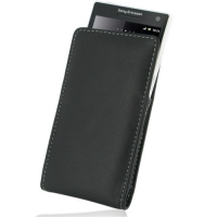 10% OFF + FREE SHIPPING, Buy Best PDair Top Quality Handmade Protective Sony Xperia S Pouch Case with Belt Clip (Black) online. You also can go to the customizer to create your own stylish leather case if looking for additional colors, patterns and types.