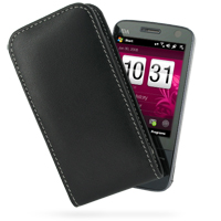 10% OFF + FREE SHIPPING, Buy PDair Top Quality Handmade Protective T-Mobile MDA Vario IV Pouch Case with Belt Clip (Black) online. You also can go to the customizer to create your own stylish leather case if looking for additional colors, patterns and typ