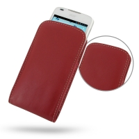 10% OFF + FREE SHIPPING, Buy PDair Quality Handmade Protective Acer Liquid Gallant Duo Genuine Leather Sleeve Pouch Case (Red) online. You also can go to the customizer to create your own stylish leather case if looking for additional colors, patterns and