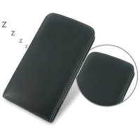 Leather Vertical Pouch Case for Acer Liquid S2 S520