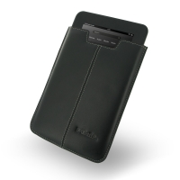 Leather Vertical Pouch Case for Amazon Kindle Fire HD 7