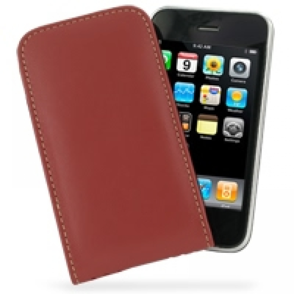 10% OFF + FREE SHIPPING, Buy Best PDair Top Quality Handmade Protective iPhone 3G 3Gs Leather Sleeve Pouch Case (Red) online. Pouch Sleeve Holster Wallet You also can go to the customizer to create your own stylish leather case if looking for additional c