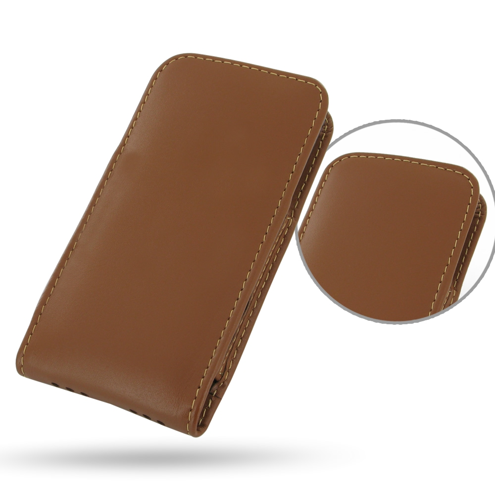 10% OFF + FREE SHIPPING, Buy Best PDair Quality Handmade Protective iPhone 5 | iPhone 5s Genuine Leather Sleeve Pouch Case (Brown) online. Pouch Sleeve Wallet You also can go to the customizer to create your own stylish leather case if looking for additio