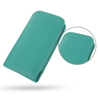 10% OFF + FREE SHIPPING, Buy Best PDair Quality Handmade Protective iPhone 5 | iPhone 5s (in Slim Cover) Pouch Case (Aqua) online. You also can go to the customizer to create your own stylish leather case if looking for additional colors, patterns and typ