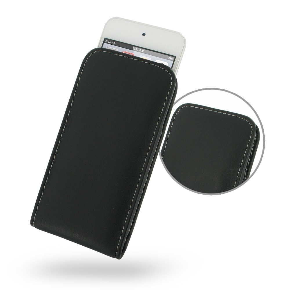 10% OFF + FREE SHIPPING, Buy Best PDair Quality Handmade Protective iPod touch 7 / iPod touch 6 / iPod touch 5 Leather Sleeve Pouch Case is custom designed to provide full protection with our traditional design. This handmade carrying case allows you to p