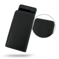 Asus PadFone Infinity Leather Sleeve Pouch Case PDair Premium Hadmade Genuine Leather Protective Case Sleeve Wallet