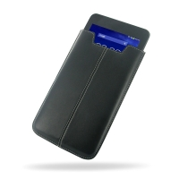 Asus PadFone mini station Leather Sleeve Pouch Case PDair Premium Hadmade Genuine Leather Protective Case Sleeve Wallet
