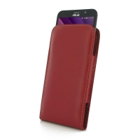 10% OFF + FREE SHIPPING, Buy PDair Top Quality Handmade Protective Asus ZenFone 2 ZE551ML Leather Sleeve Pouch Case (Red) online. Pouch Sleeve Holster Wallet You also can go to the customizer to create your own stylish leather case if looking for addition