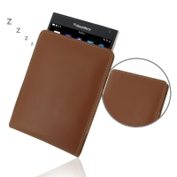10% OFF + FREE SHIPPING, Buy PDair Quality Handmade Protective BlackBerry Passport Genuine Leather Sleeve Pouch Case (Brown). Pouch Sleeve Holster Wallet You also can go to the customizer to create your own stylish leather case if looking for additional c