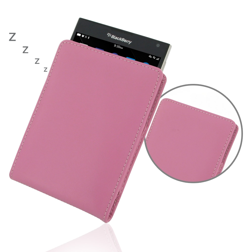 10% OFF + FREE SHIPPING, Buy Best PDair Quality Handmade Protective BlackBerry Passport Genuine Leather Sleeve Pouch Case (Petal Pink) You also can go to the customizer to create your own stylish leather case if looking for additional colors, patterns and