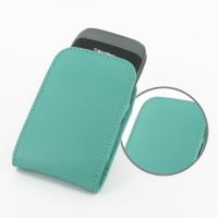 10% OFF + FREE SHIPPING, Buy PDair Quality Handmade Protective BlackBerry Style 9670 Genuine Leather Sleeve Pouch Case (Aqua) online. You also can go to the customizer to create your own stylish leather case if looking for additional colors, patterns and