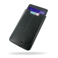 Leather Vertical Pouch Case for Dell Venue 8 Pro