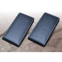 Fujitsu ARROWS NX F-04G Leather Sleeve Pouch Case PDair Premium Hadmade Genuine Leather Protective Case Sleeve Wallet
