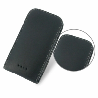 Leather Vertical Pouch Case for HTC Desire 500